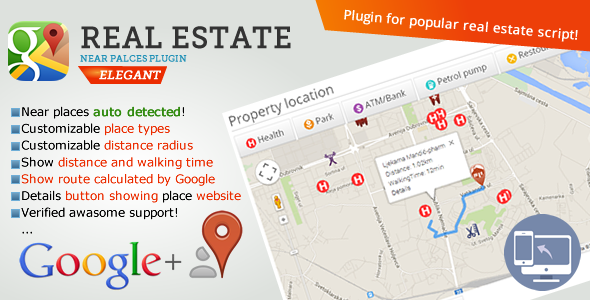 Real Estate Geo Portal - 6