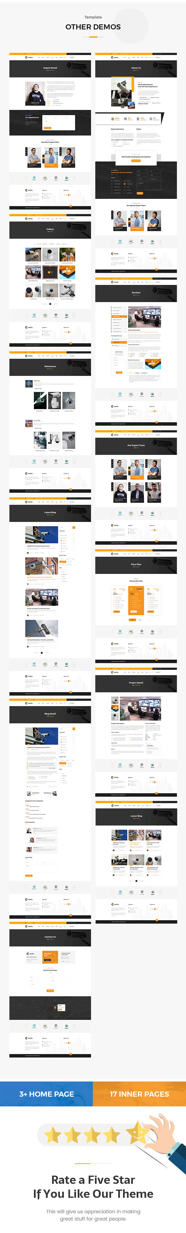 Serity - CCTV and Security Cameras HTML Template - 3